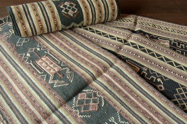 ティモール島ブナ織り