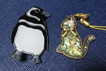 ペンギンとネコ 350