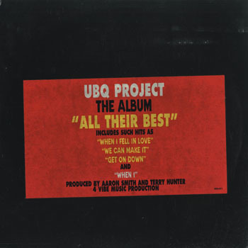 DG_UBQ PROJECT_THE ALBUM ALL THEIR BEST_20190205