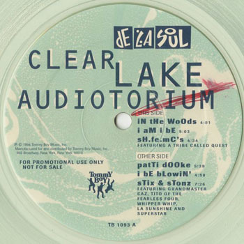 HH_DE LA SOUL_CLEAR AUDIO AUDIOTORIUM_20190209