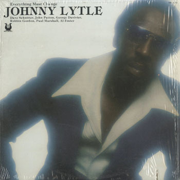 JZ_JOHNNY LYTLE_EVERYTHING MUST CHANGE_20190301