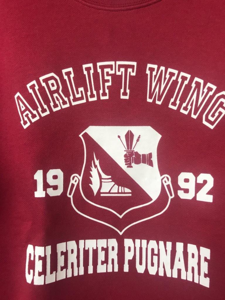 MI01MTO USAF SWEAT AIRLIFT WING INSIGNIA (2)