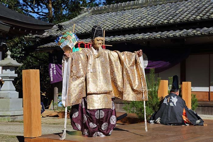 桃香野八幡神社 秋祭り5