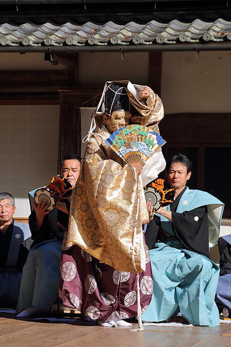 桃香野八幡神社 秋祭り6