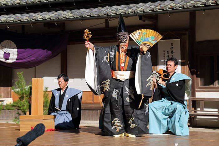 桃香野八幡神社 秋祭り8