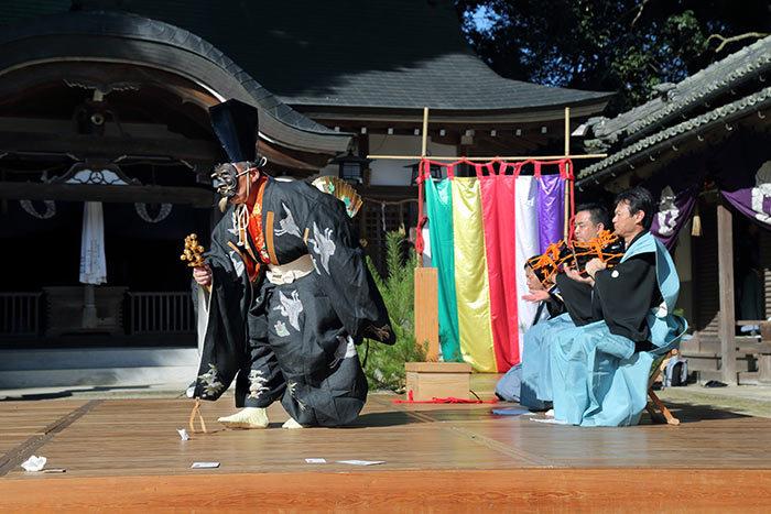 桃香野八幡神社 秋祭り9