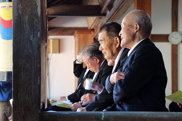桃香野八幡神社 秋祭り7