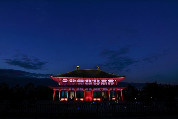 興福寺 中金堂1