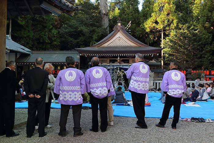 国津神社 ふる祭り3
