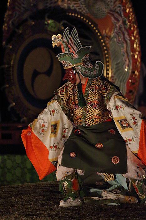 若宮おん祭 舞楽5