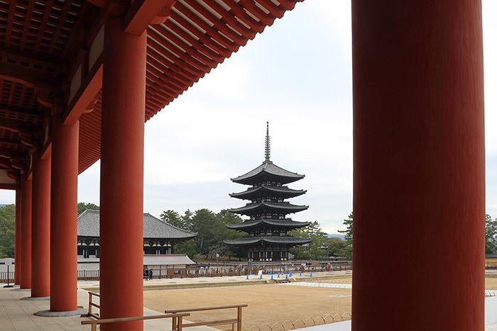 興福寺 中金堂2