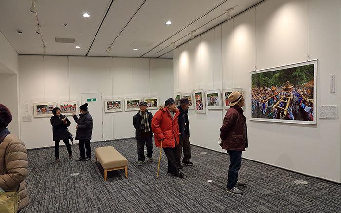 写真展「大和の伝統行事」3
