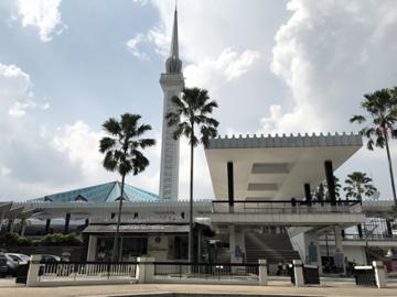 KLブルネイ188国立モスク