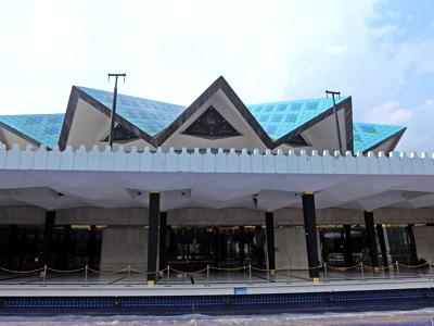 KLブルネイ202国立モスク