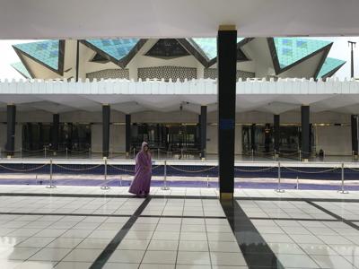 KLブルネイ204国立モスク