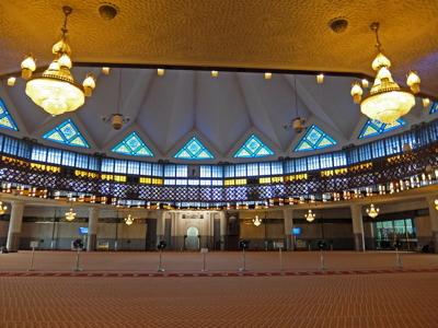 KLブルネイ205国立モスク