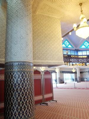 KLブルネイ206国立モスク