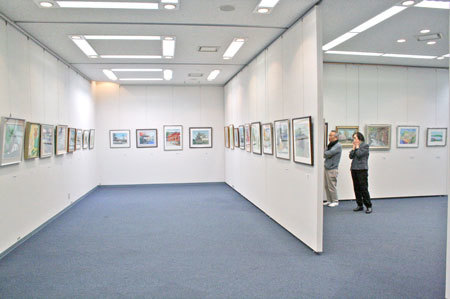 和歌山名所旧跡絵画展5
