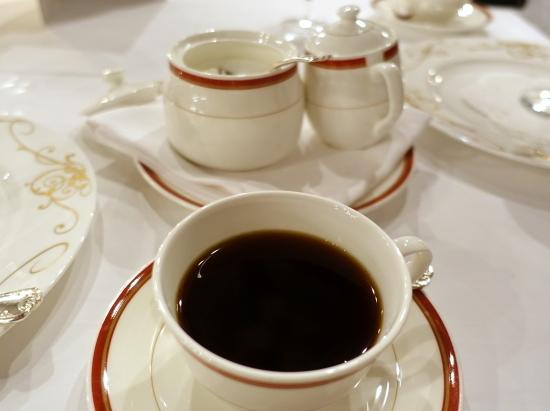 コーヒー夜