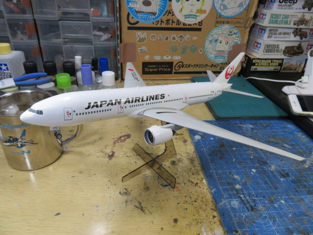 JAL B777-200 の5