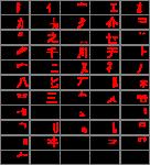 漢字➡カタカナ