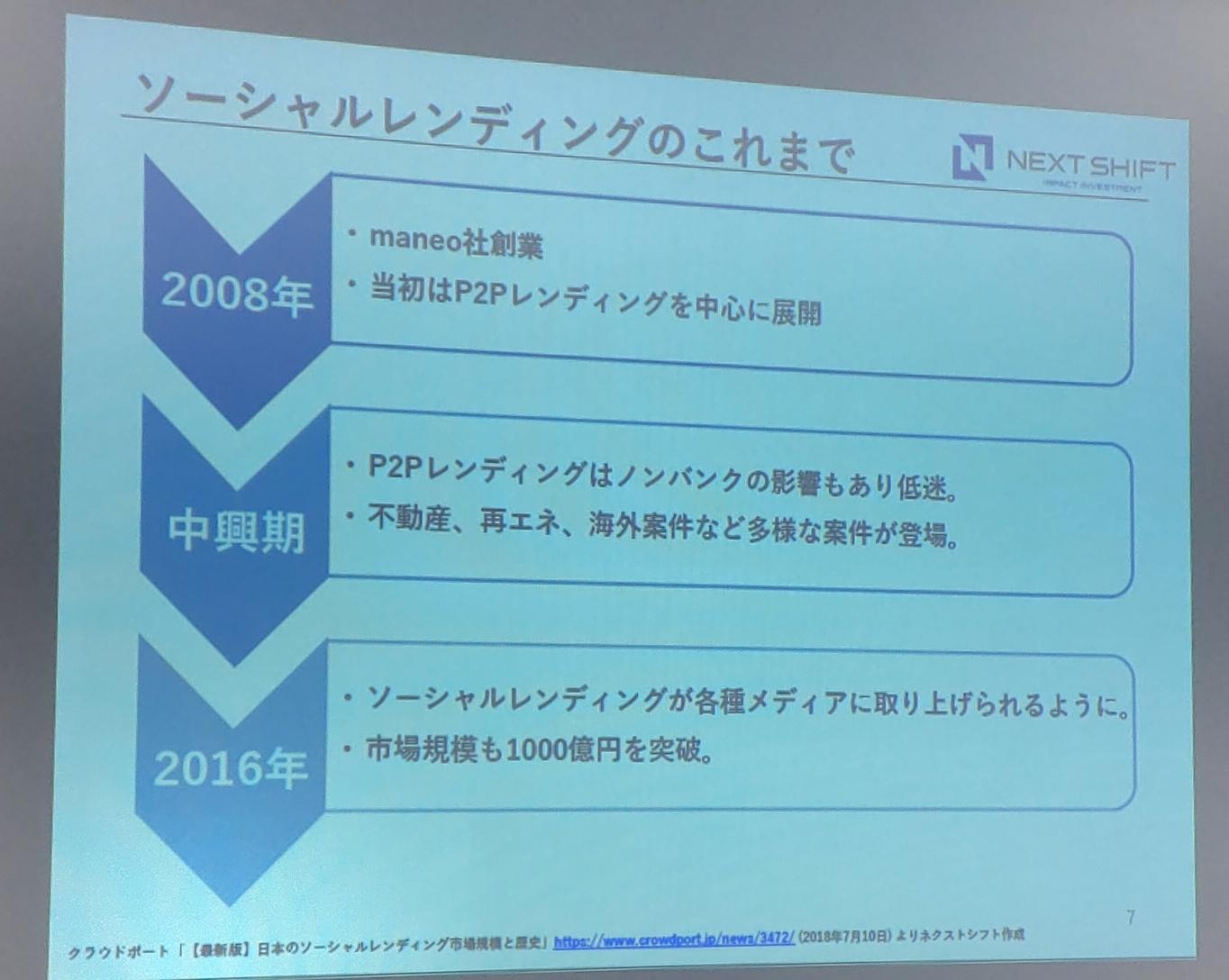 ネクストシフトファンドセミナー参加報告20181011_20