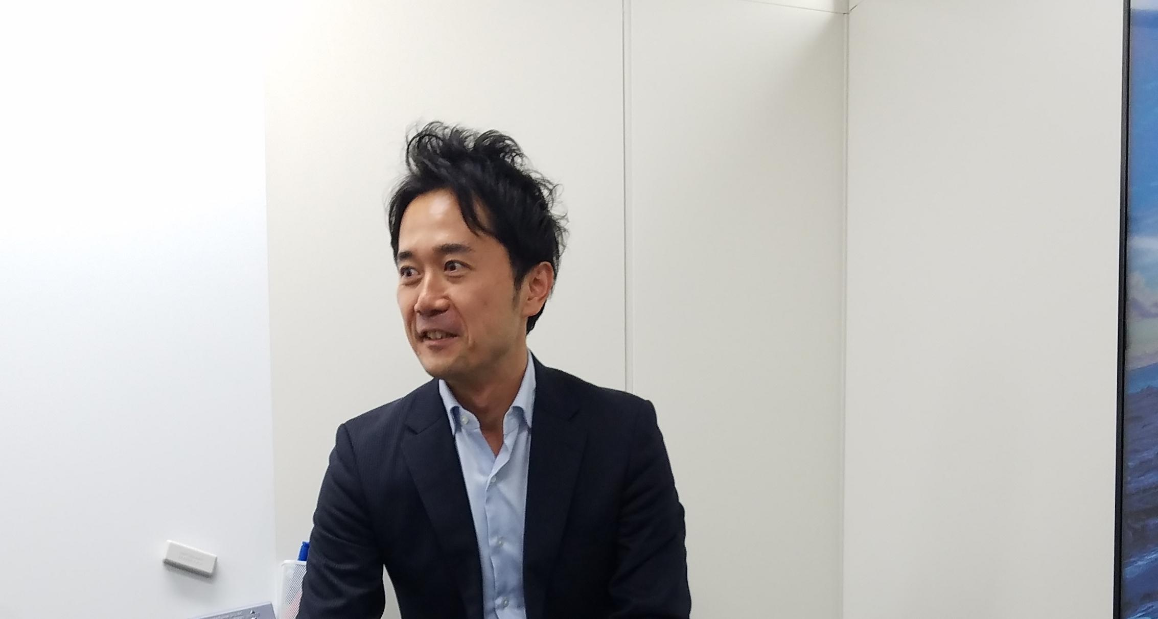 セミナー中のCREAL_ブリッジシーキャピタル_横田大造社長2