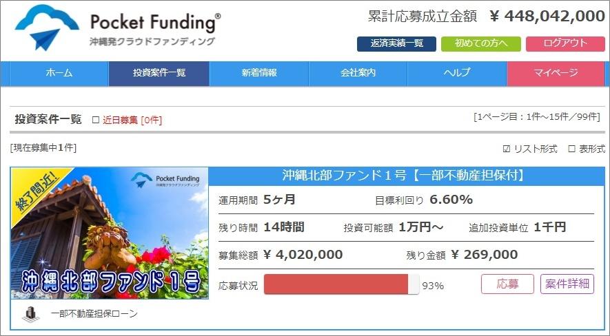 01_ポケットファンディング沖縄北部ファンド1号