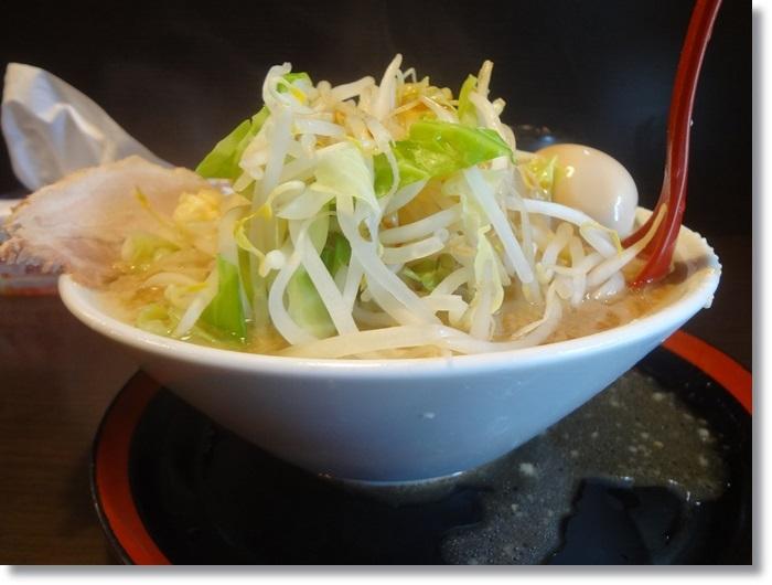 麺屋新井DSC02019