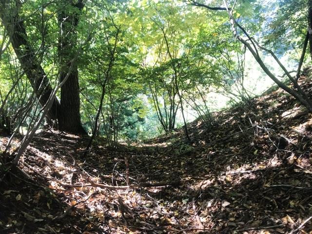 金毘羅山の砦 (9)