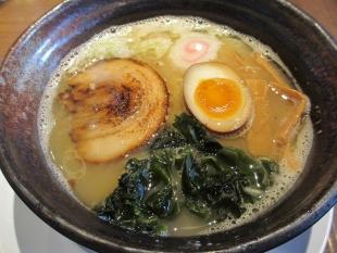ら麺のりダー 塩ラーメン (2)