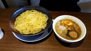 ら麺のりダー つけ麺 (4)