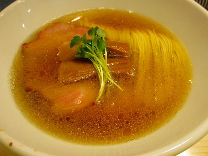 清水ソルト 鶏塩ソバ