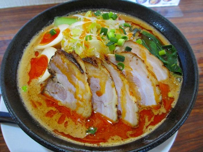 鶏処 味噌担々麺