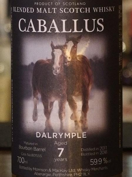 Caballus Dalrymple 2011_L600