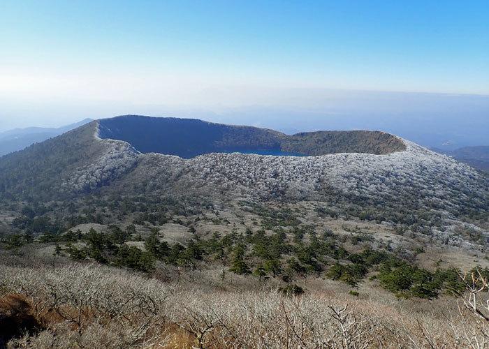 2019,2,2韓国岳・高千穂峰-13