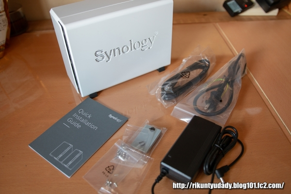 Synology_DiskStation DS218j-04