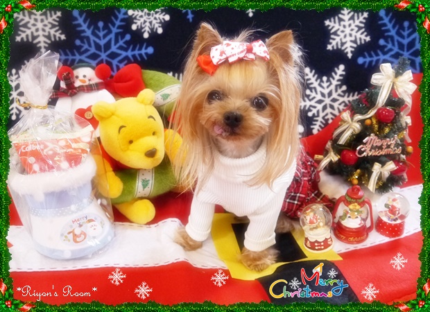 メリークリスマス①