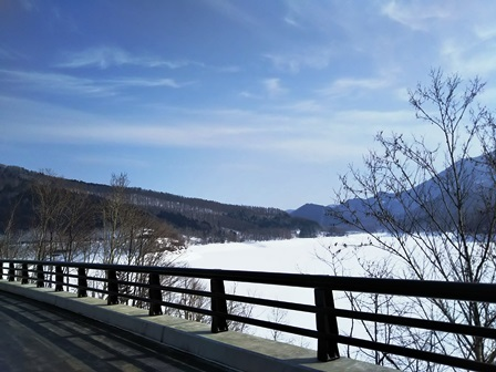 新橋からの眺望