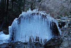氷の芸術1
