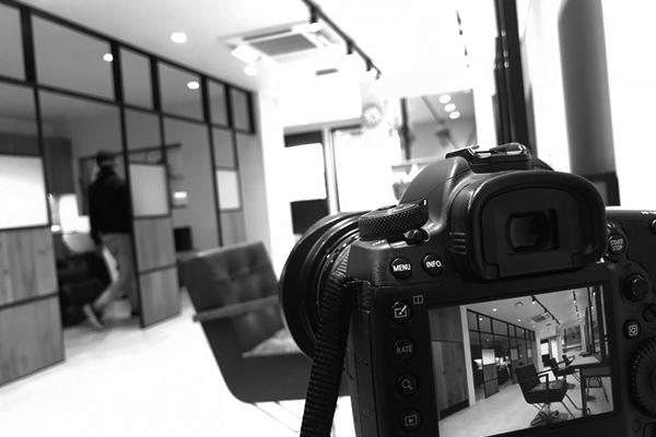竣工写真撮影