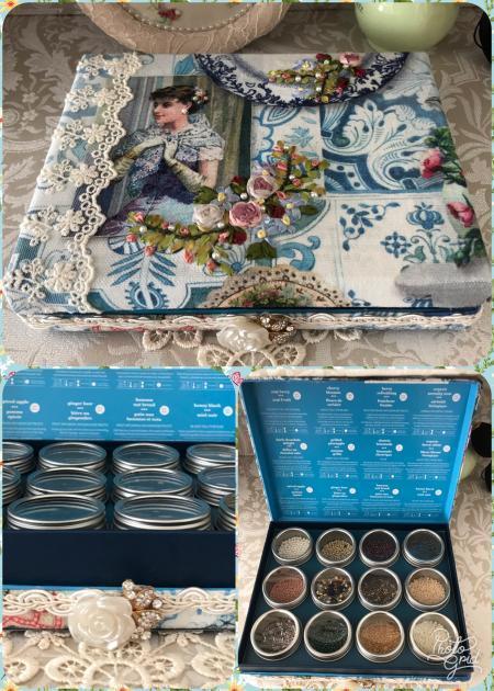 ビーズ収納ボックス (2)