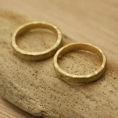 10金 結婚指輪 オーダー