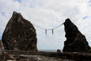 鹿岡鼻夫婦岩1