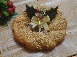 ゴマパン クリスマス