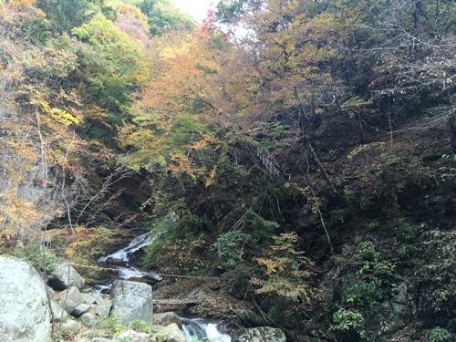 日川渓谷竜門峡15
