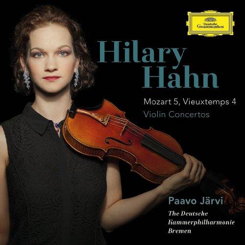 ha-n ヴァイオリン協奏曲第5cd