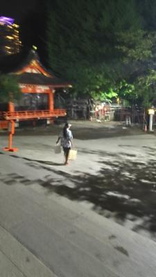 20180916花園神社(その1)