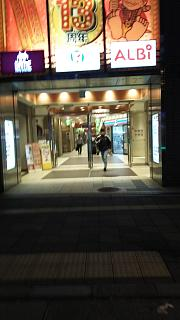 20180910桜橋口(その1)