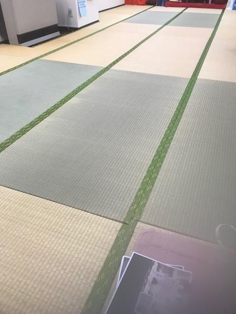 畳が新しくなりました